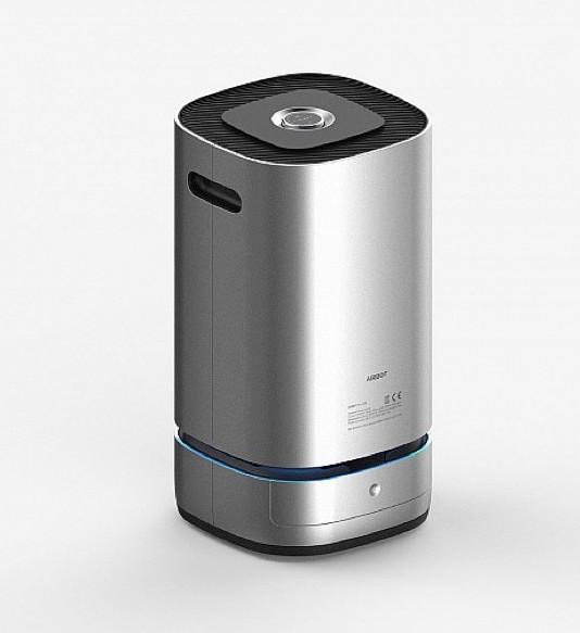 空气净化机器人
