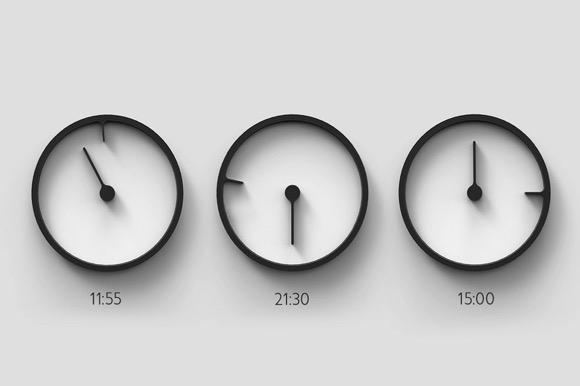 钟表设计_产品外观设计-来设计