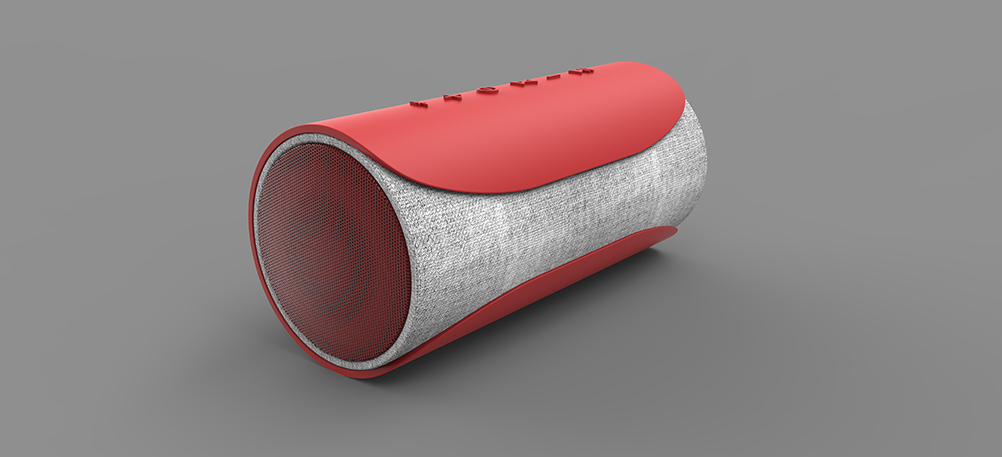 蓝牙音响1_产品设计-来设计