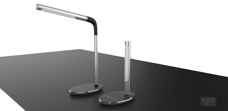智能多功能臺燈4_產品設計-來設計