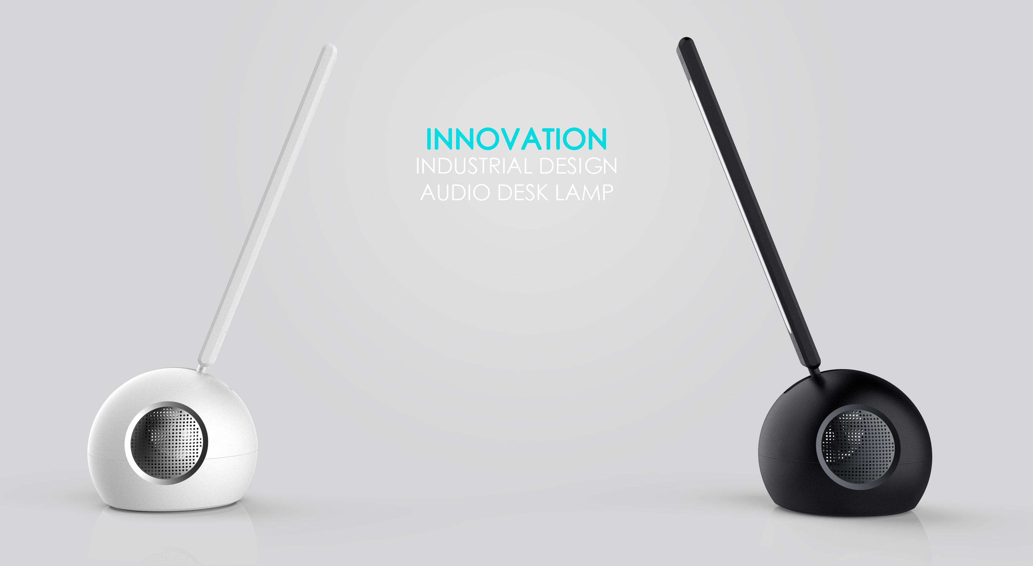 台灯1_产品设计-来设计