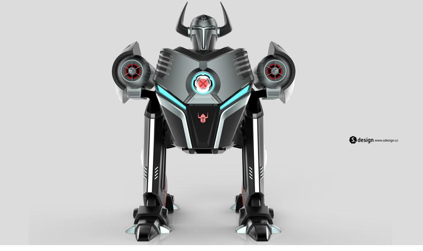 電子競技機器人2_產品設計-來設計