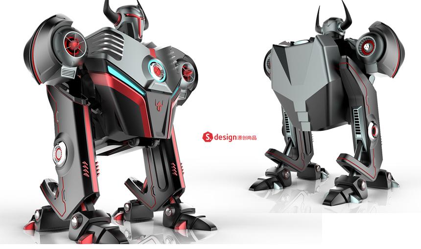 電子競技機器人3_產品設計-來設計