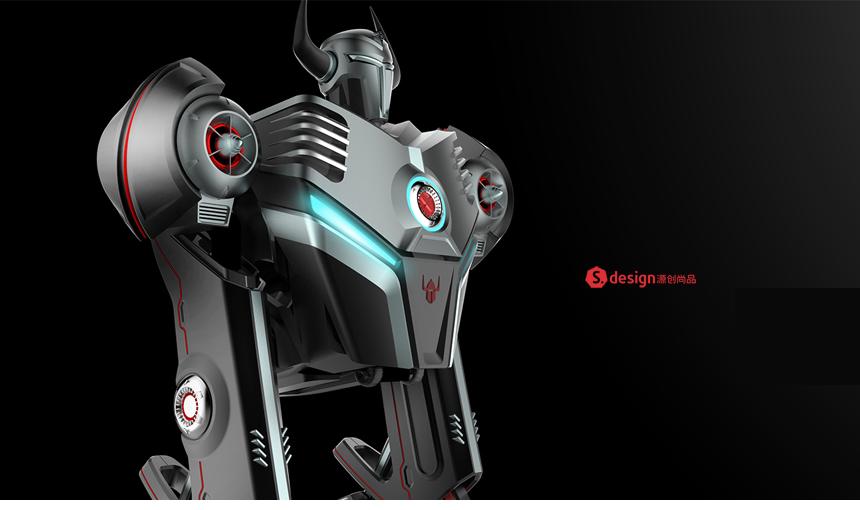 電子競技機器人_產品設計-來設計