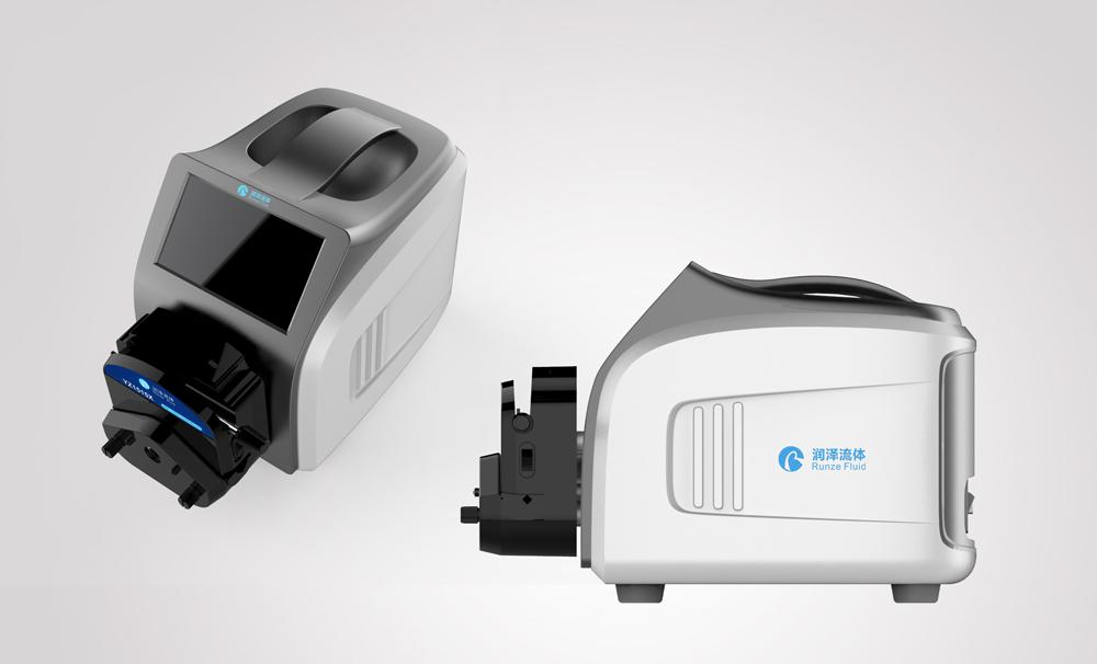 蠕动泵2_产品设计-来设计