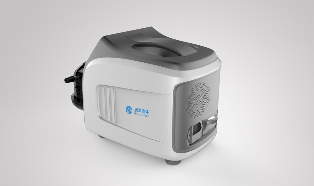 蠕动泵1_产品设计-来设计