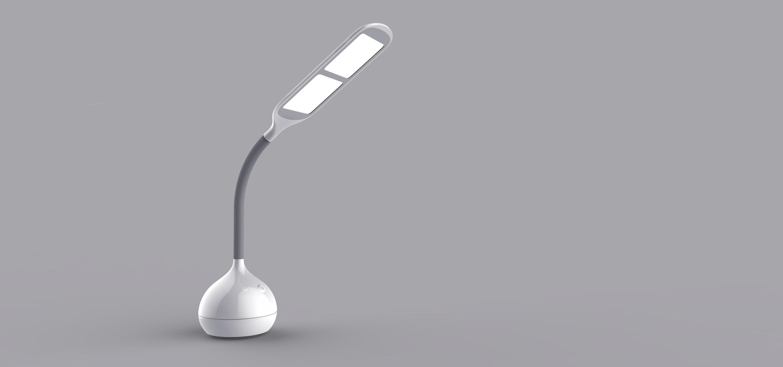 台灯_产品设计-来设计