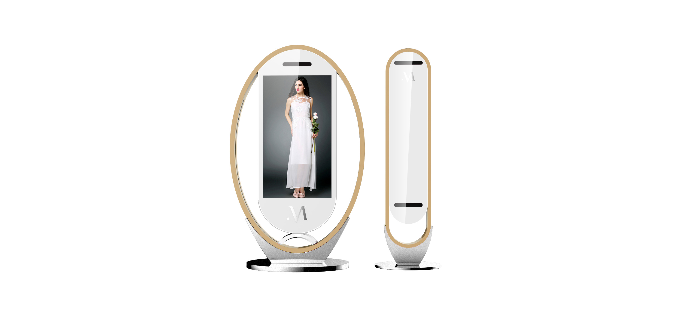 智能试衣镜_产品设计-来设计