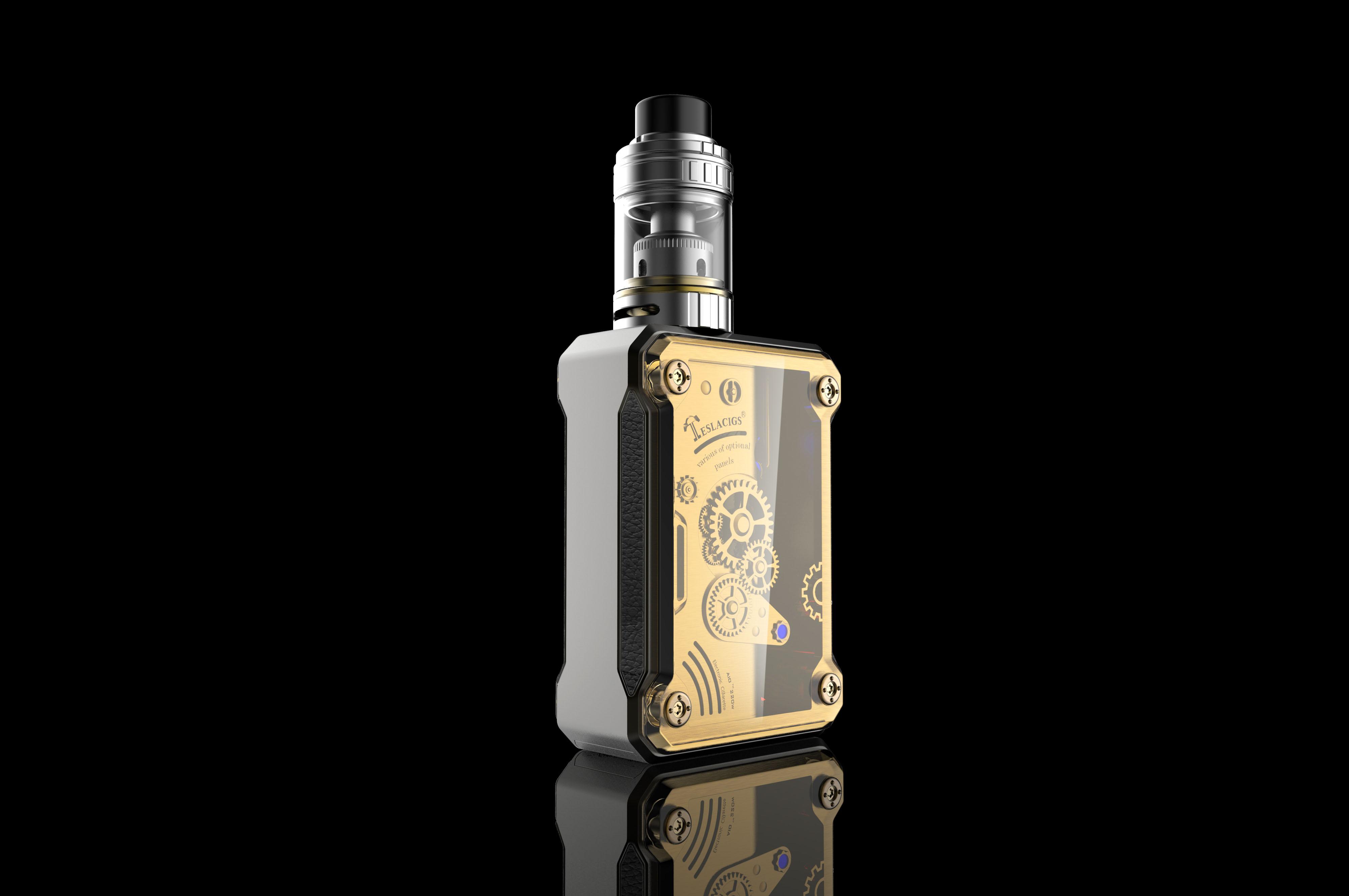 电子烟1_产品设计-来设计