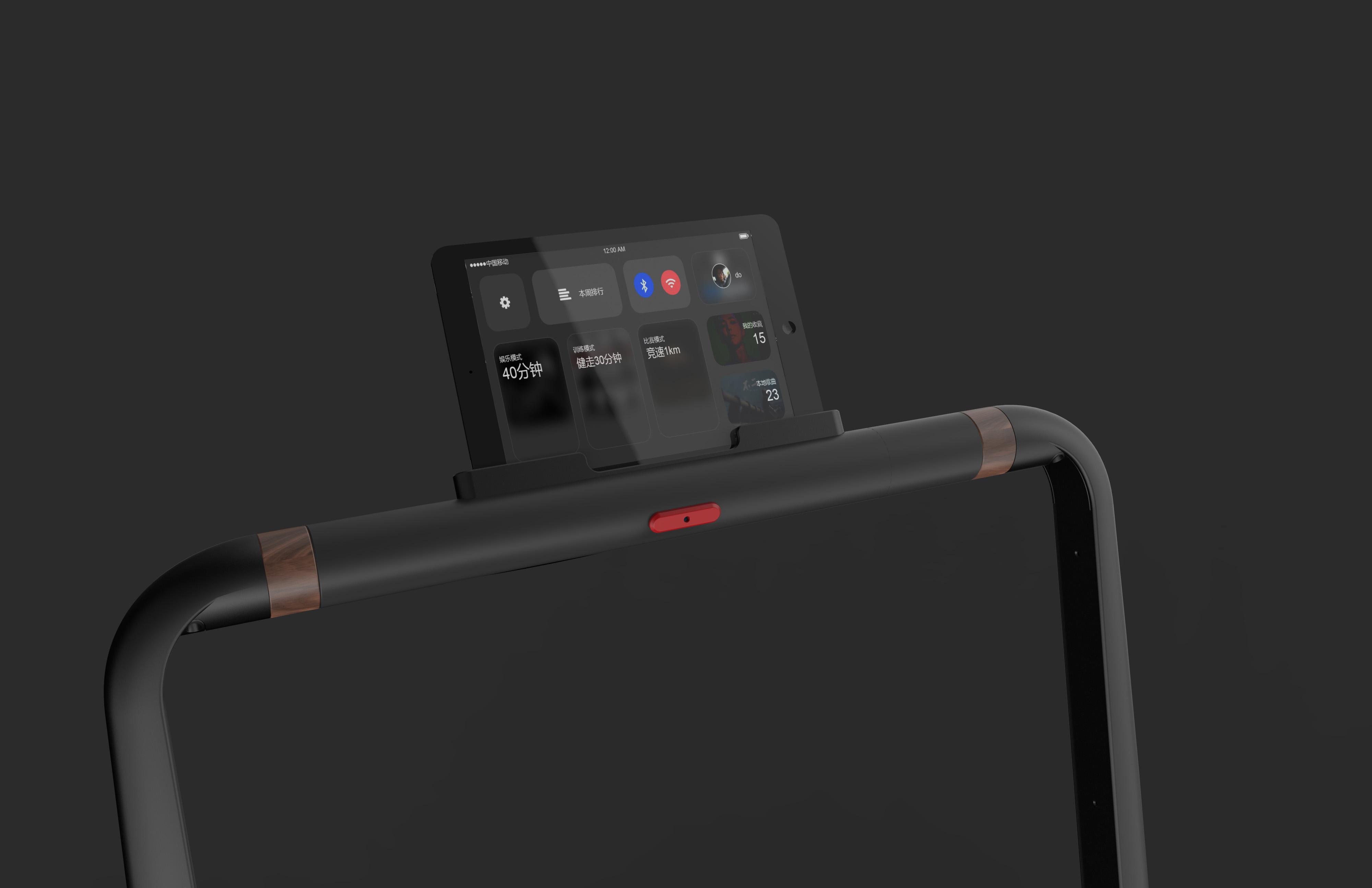 跑步机_1产品设计-来设计