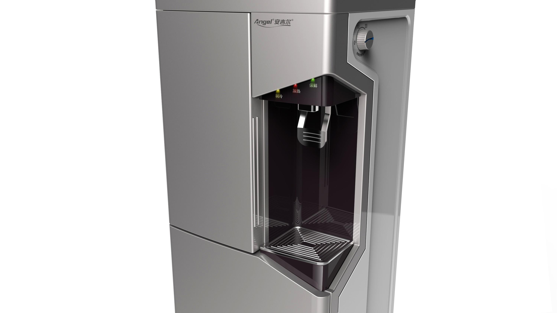 饮水机2_产品设计-来设计
