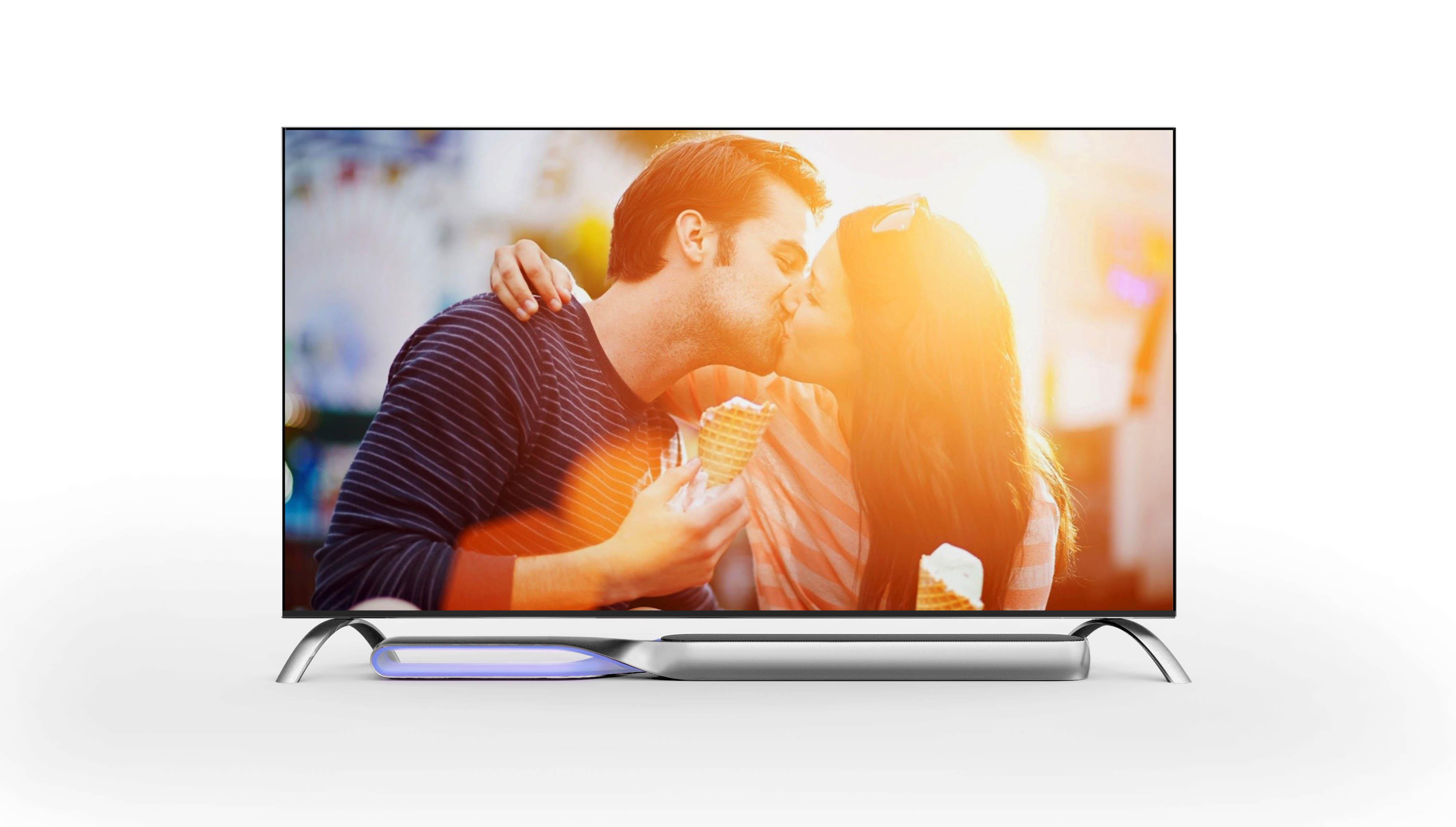 智能TV_产品设计-来设计