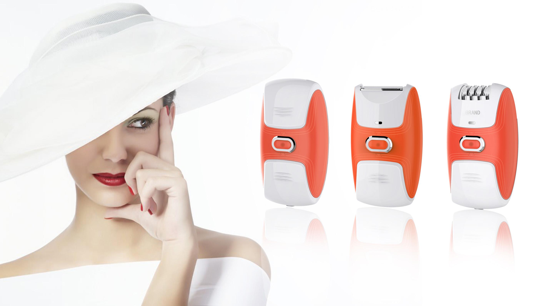 双头脱毛器_产品设计-来设计