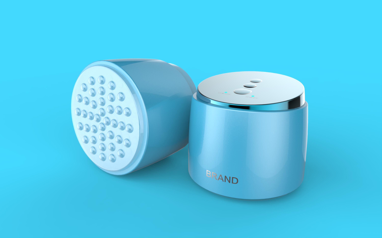 彩光美容仪2_产品设计-来设计