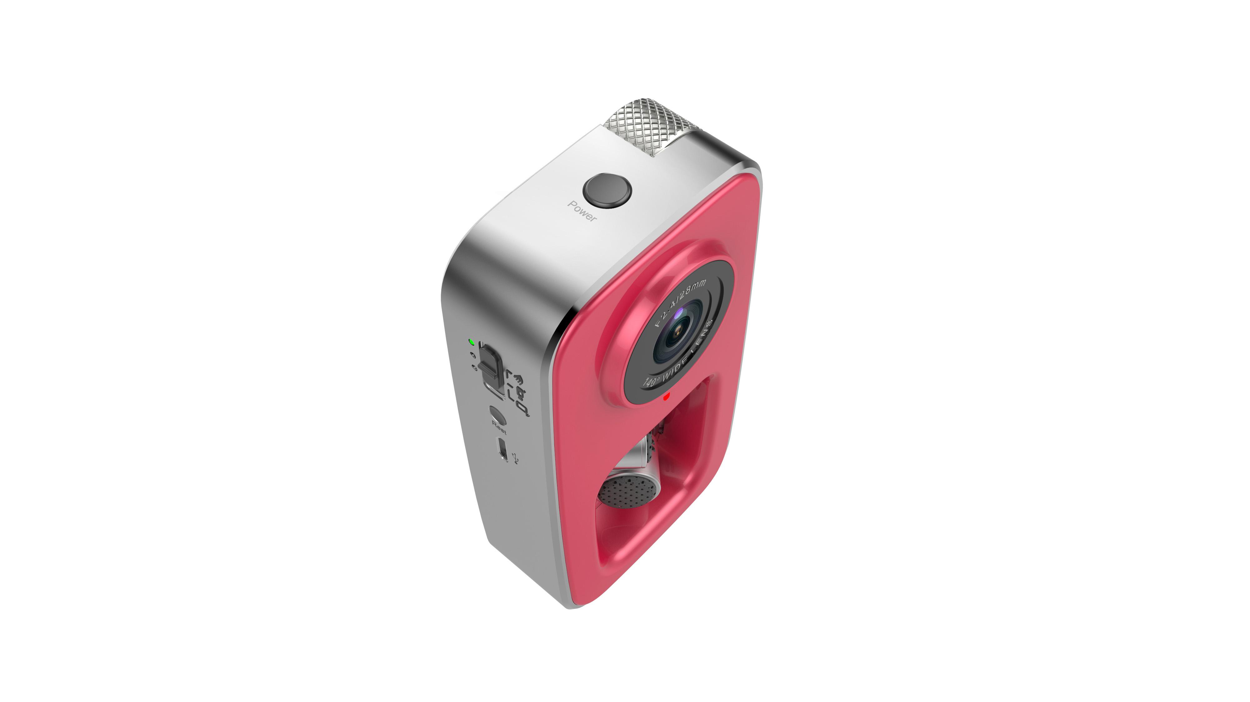 智能音频摄像机7_产品设计-来设计