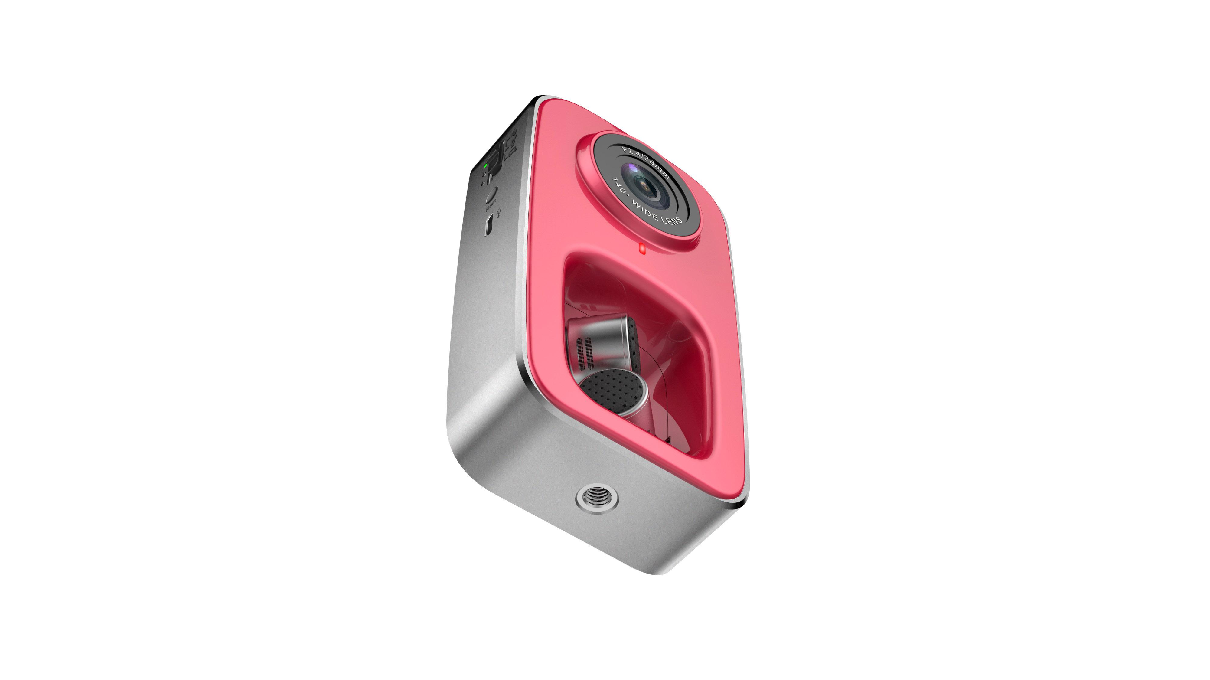 智能音频摄像机6_产品设计-来设计