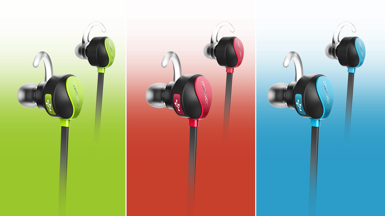 入耳式耳机3_产品设计-来设计