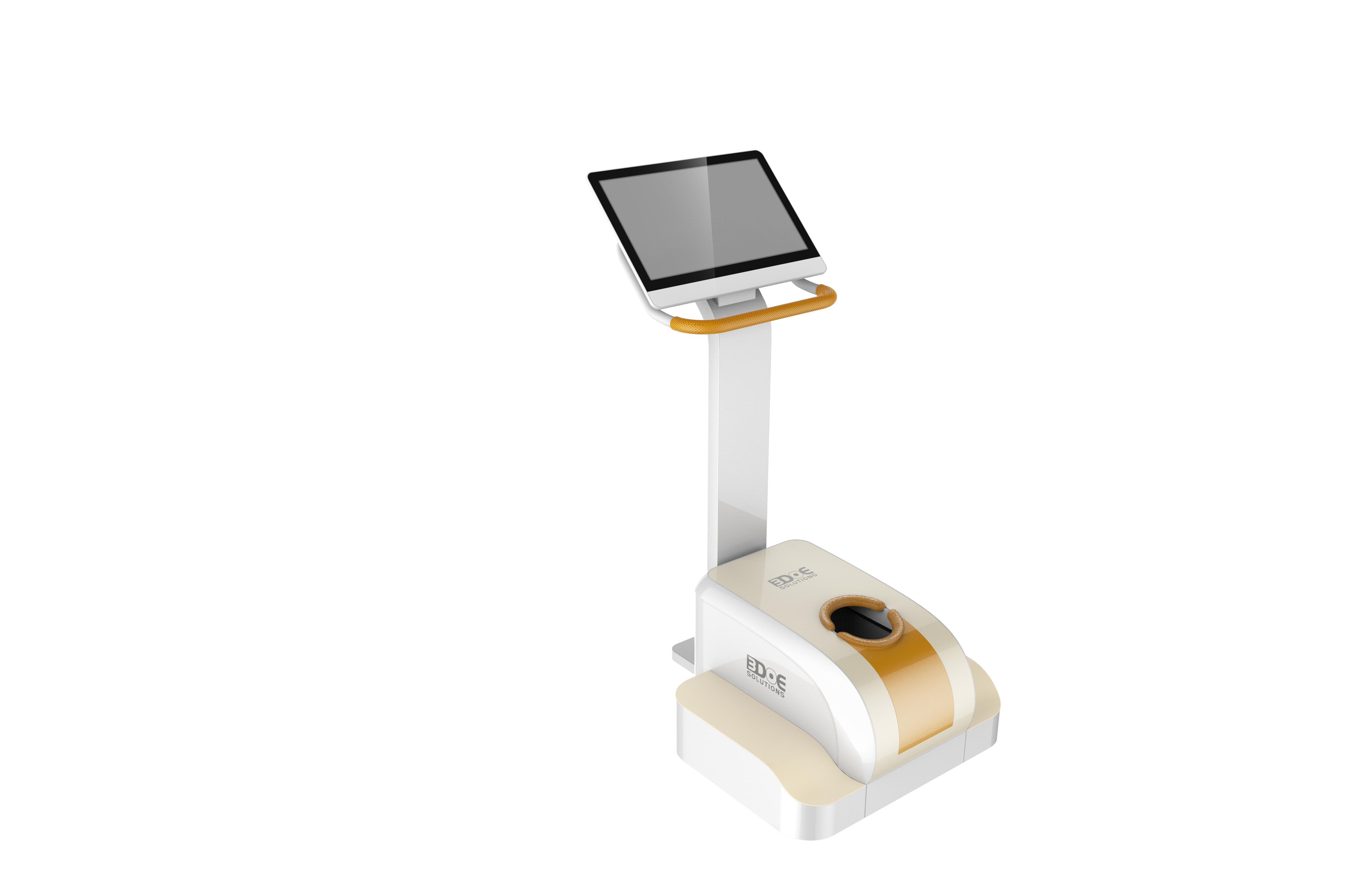 3D脚型数据扫描仪3_产品设计-来设计