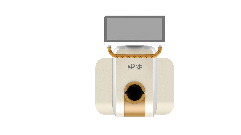 3D脚型数据扫描仪_产品设计-来设计