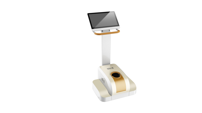 3D脚型数据扫描仪5_产品设计-来设计