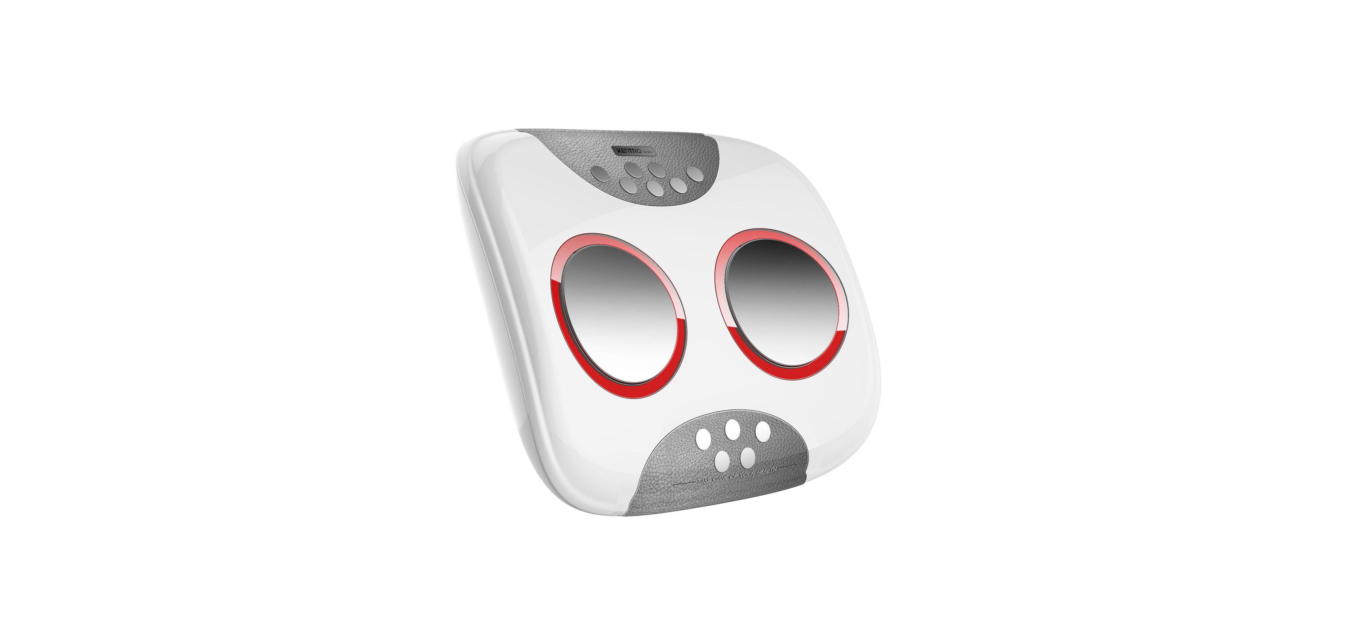 小型腰椎治疗仪2_产品设计-来设计