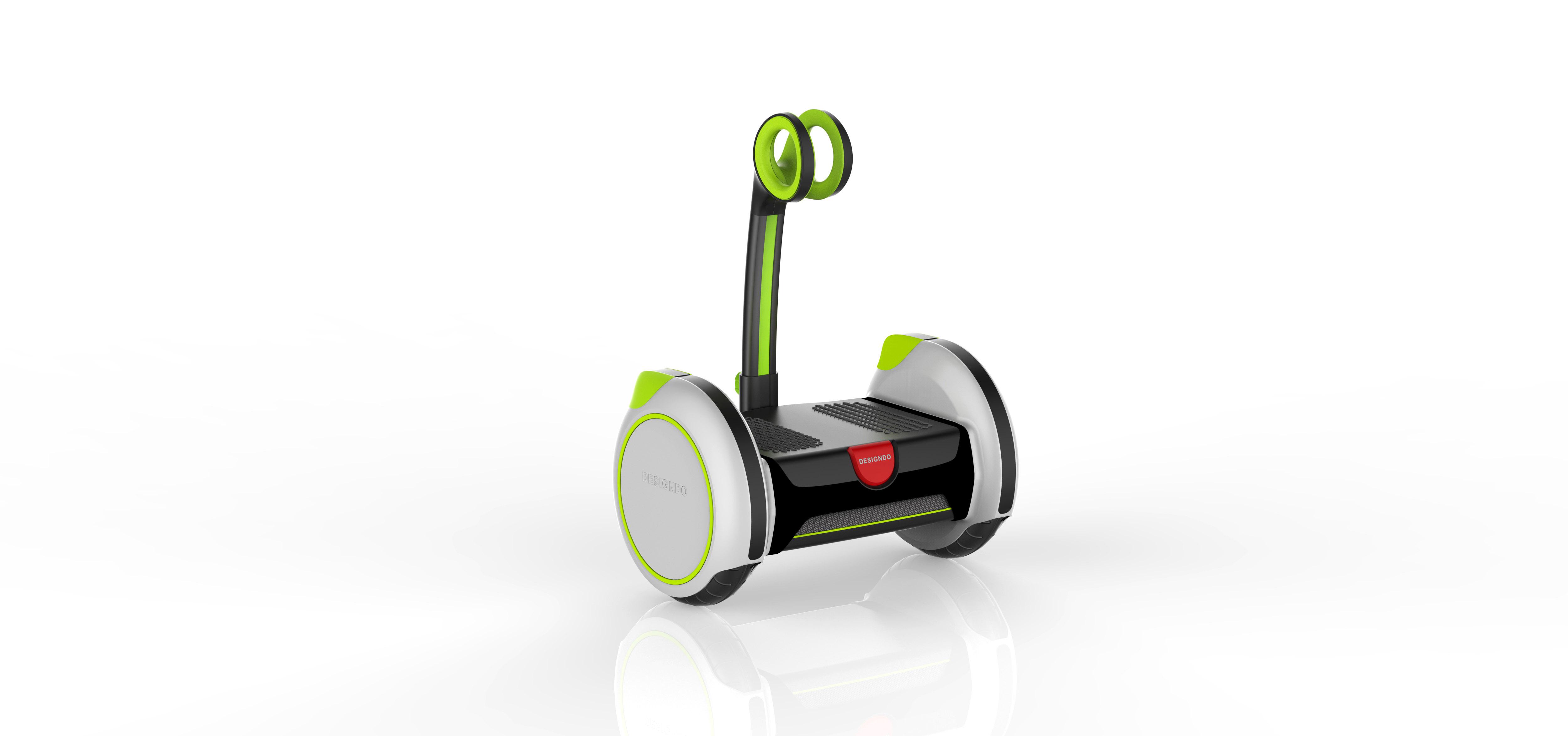 电动平衡车_产品设计-来设计