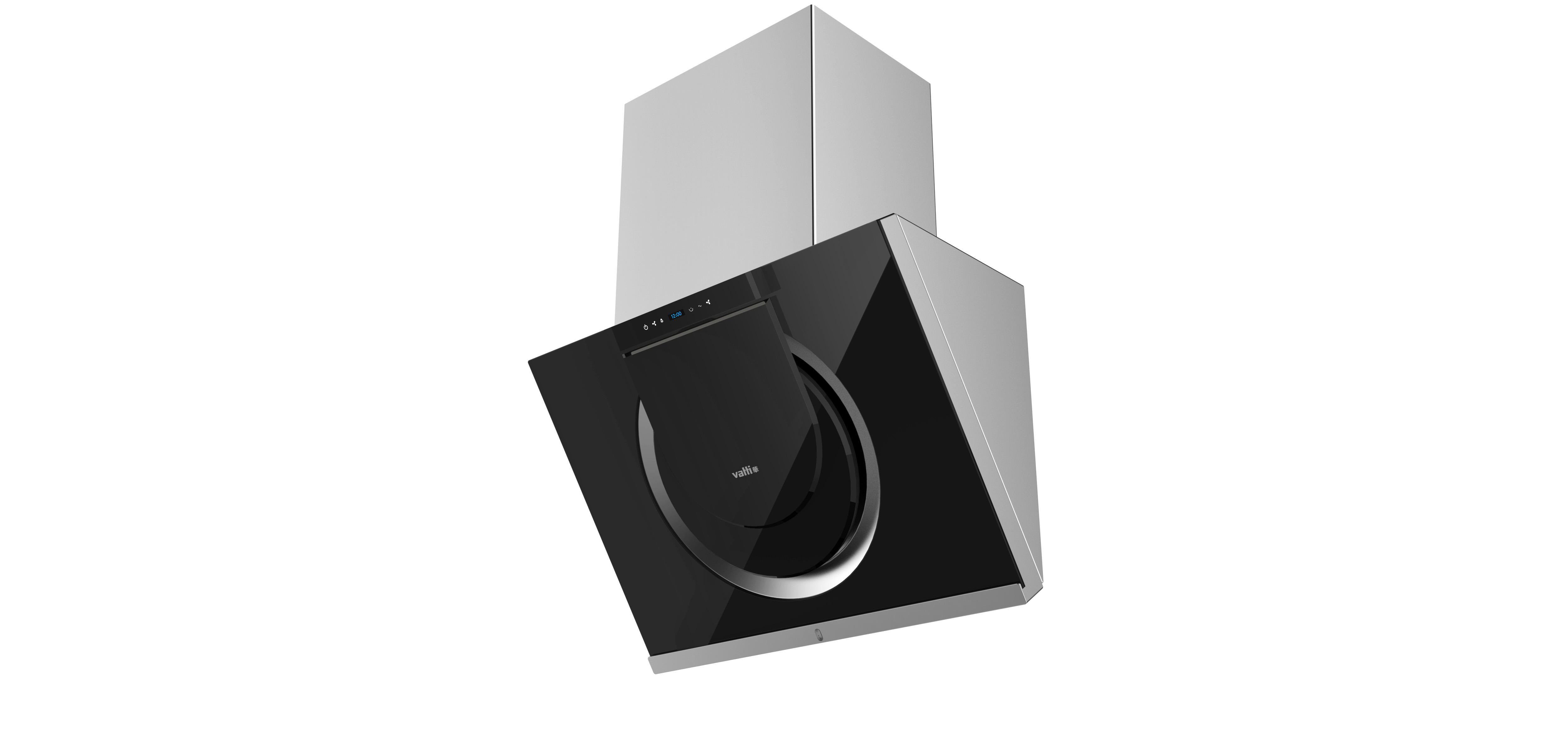 抽油烟机_产品设计-来设计