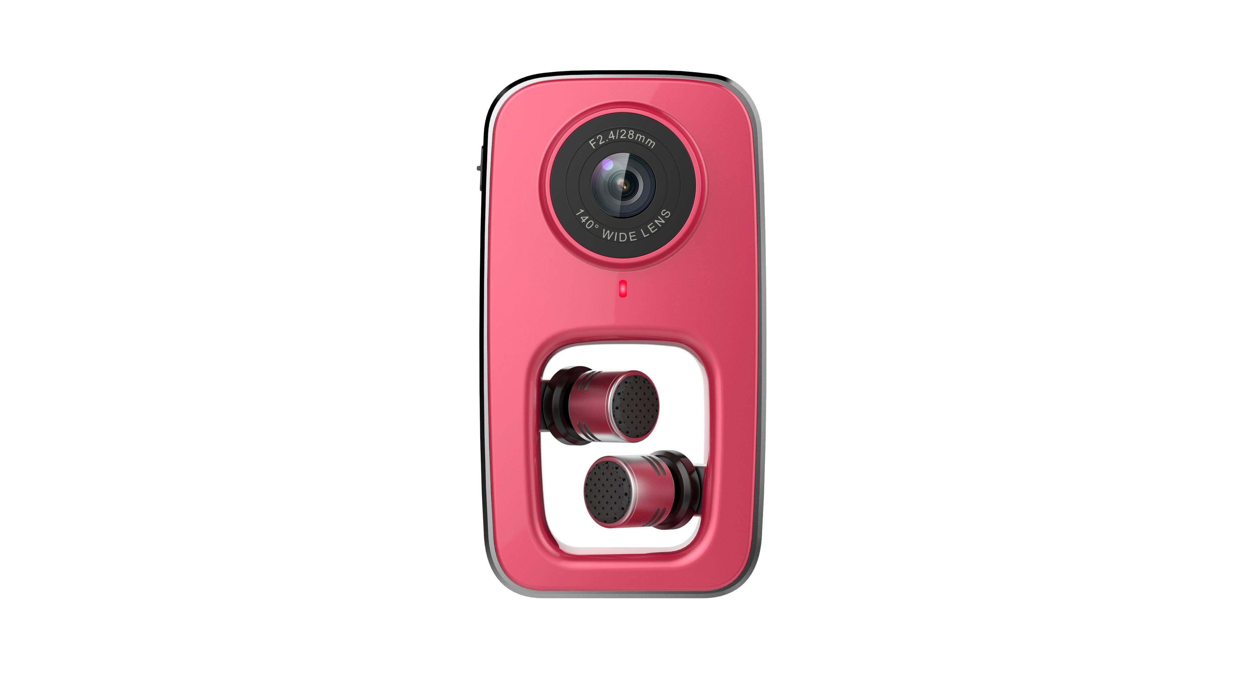 智能音频摄像机_产品设计-来设计