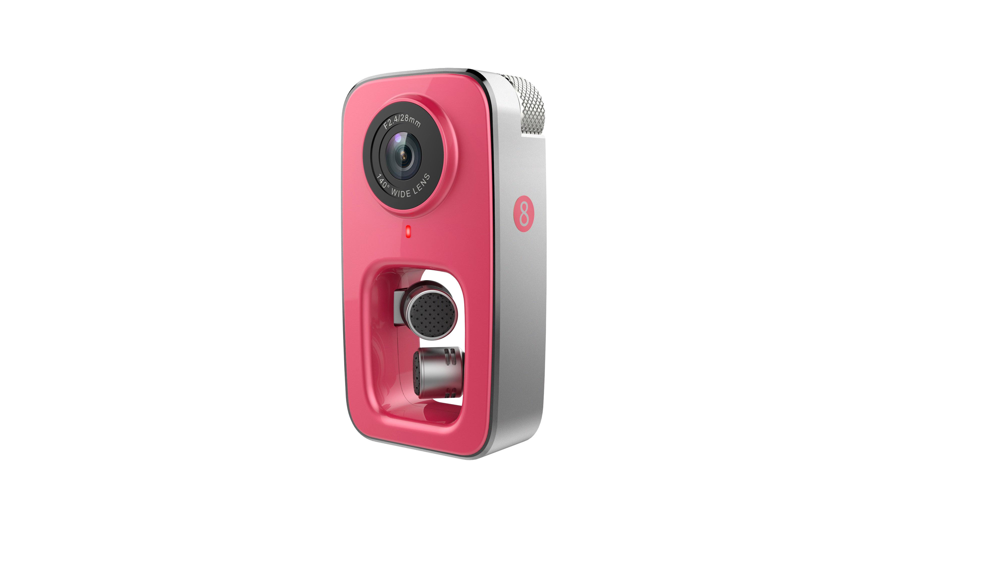 智能音频摄像机4_产品设计-来设计