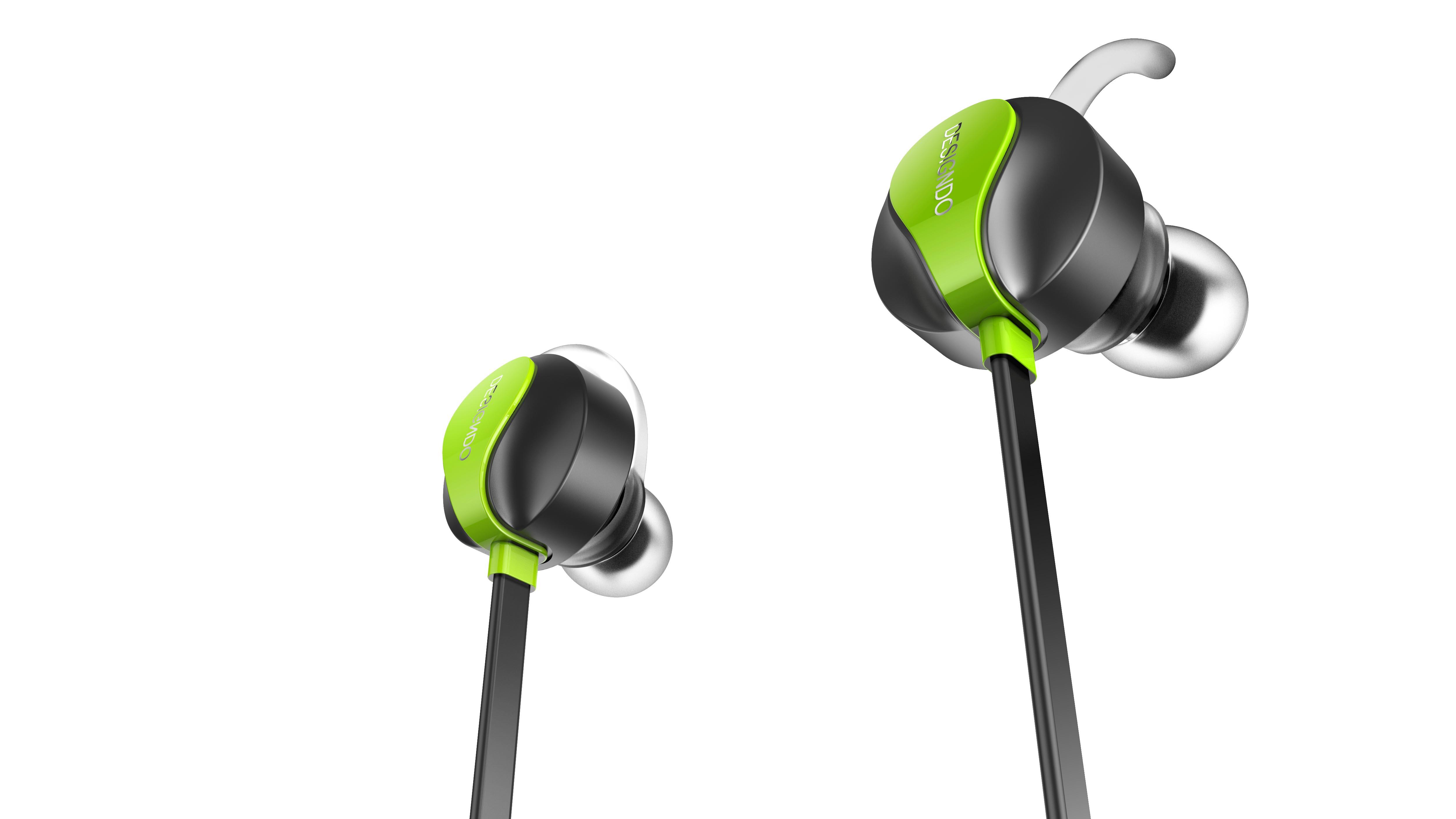 入耳式耳机1_产品设计-来设计