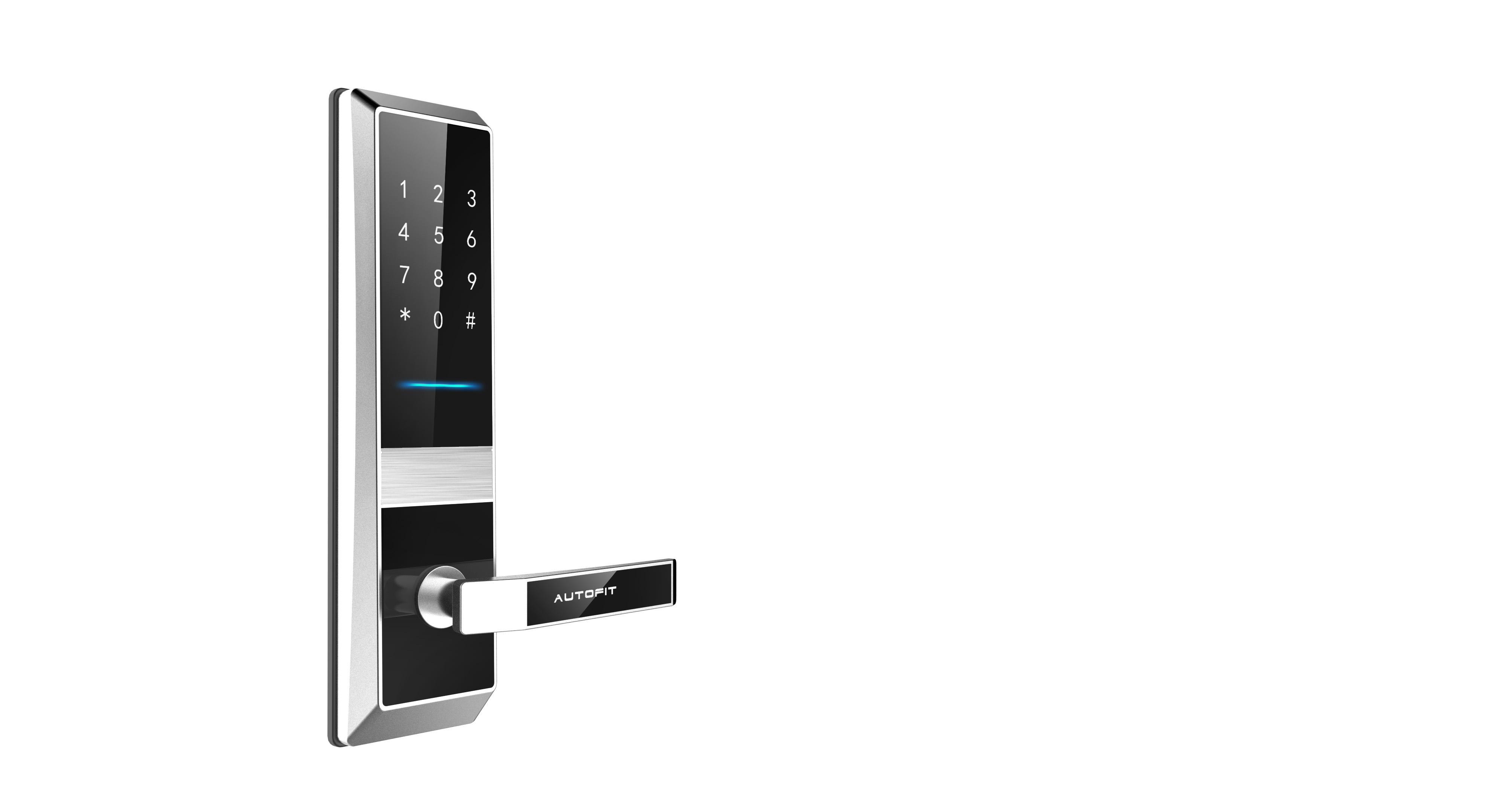 酒店智能门锁4_产品设计-来设计