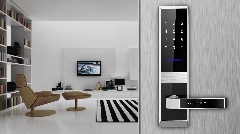 酒店智能门锁_产品设计-来设计