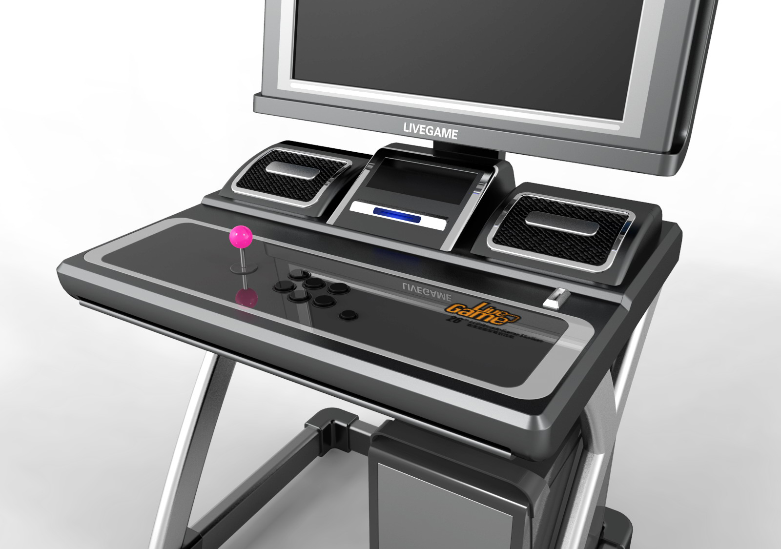 游戏机_产品设计-来设计