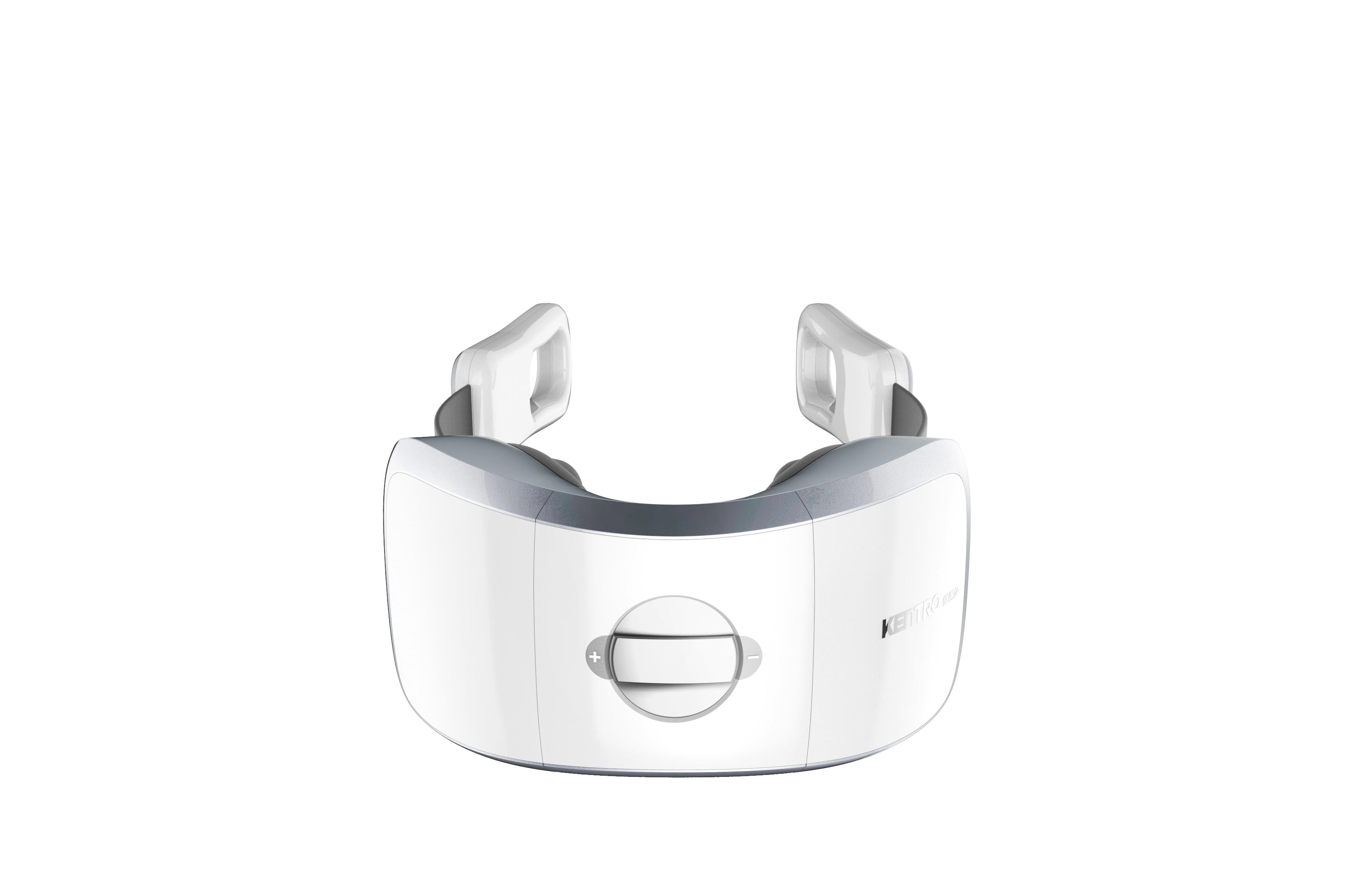 颈椎揉捏按摩器_产品设计-来设计
