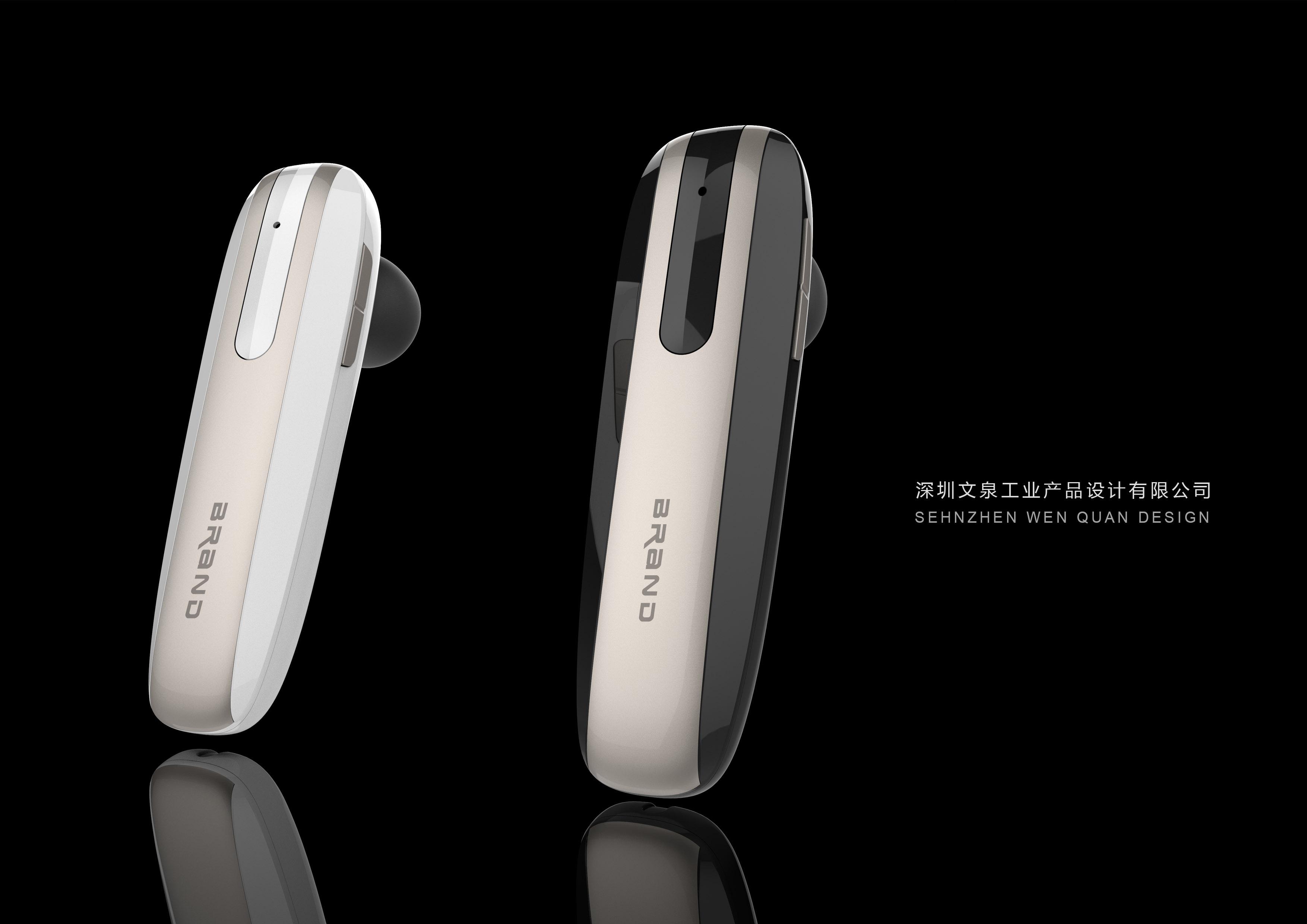 蓝牙耳机_产品设计-来设计