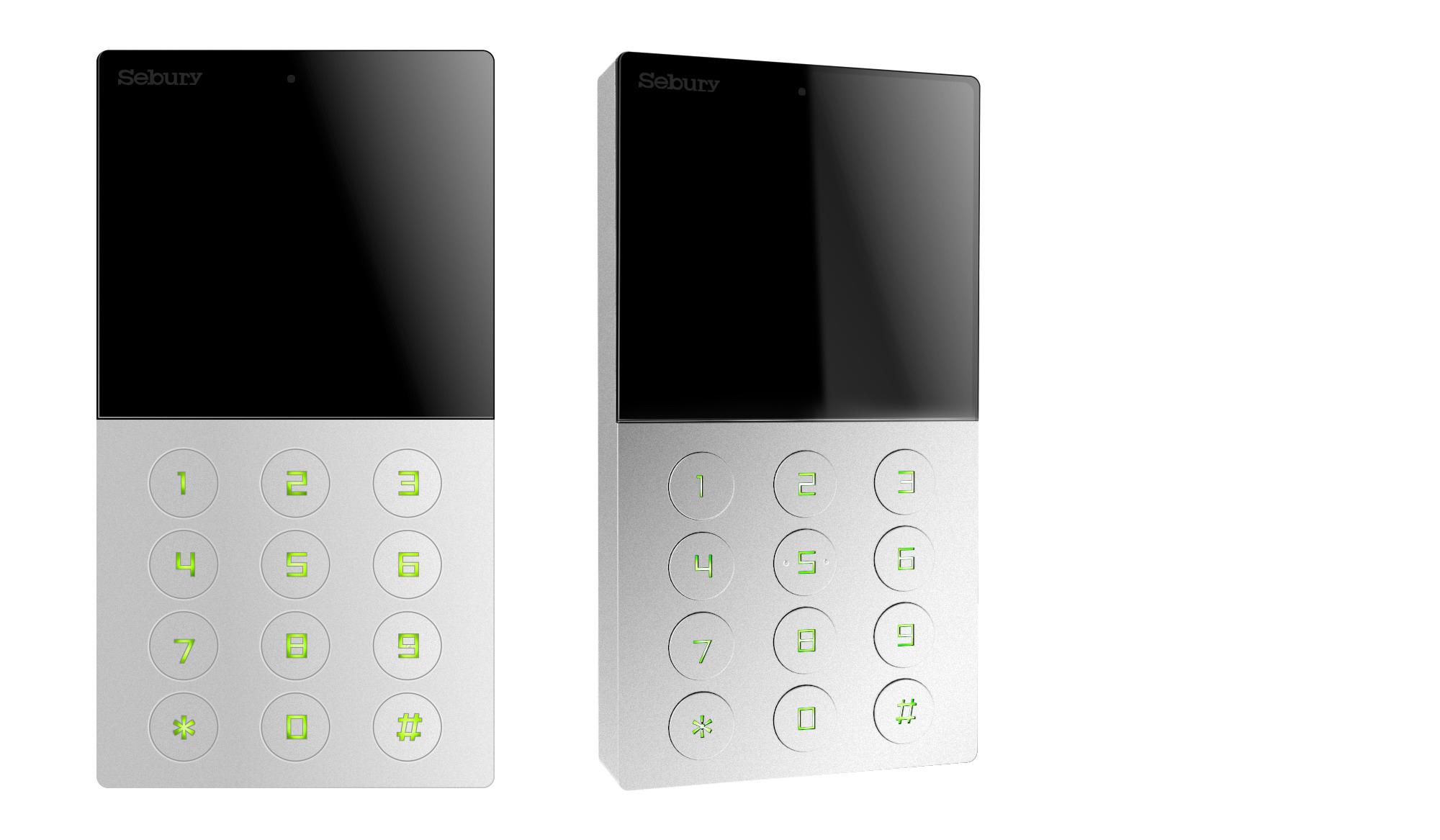 门禁2_产品设计-来设计