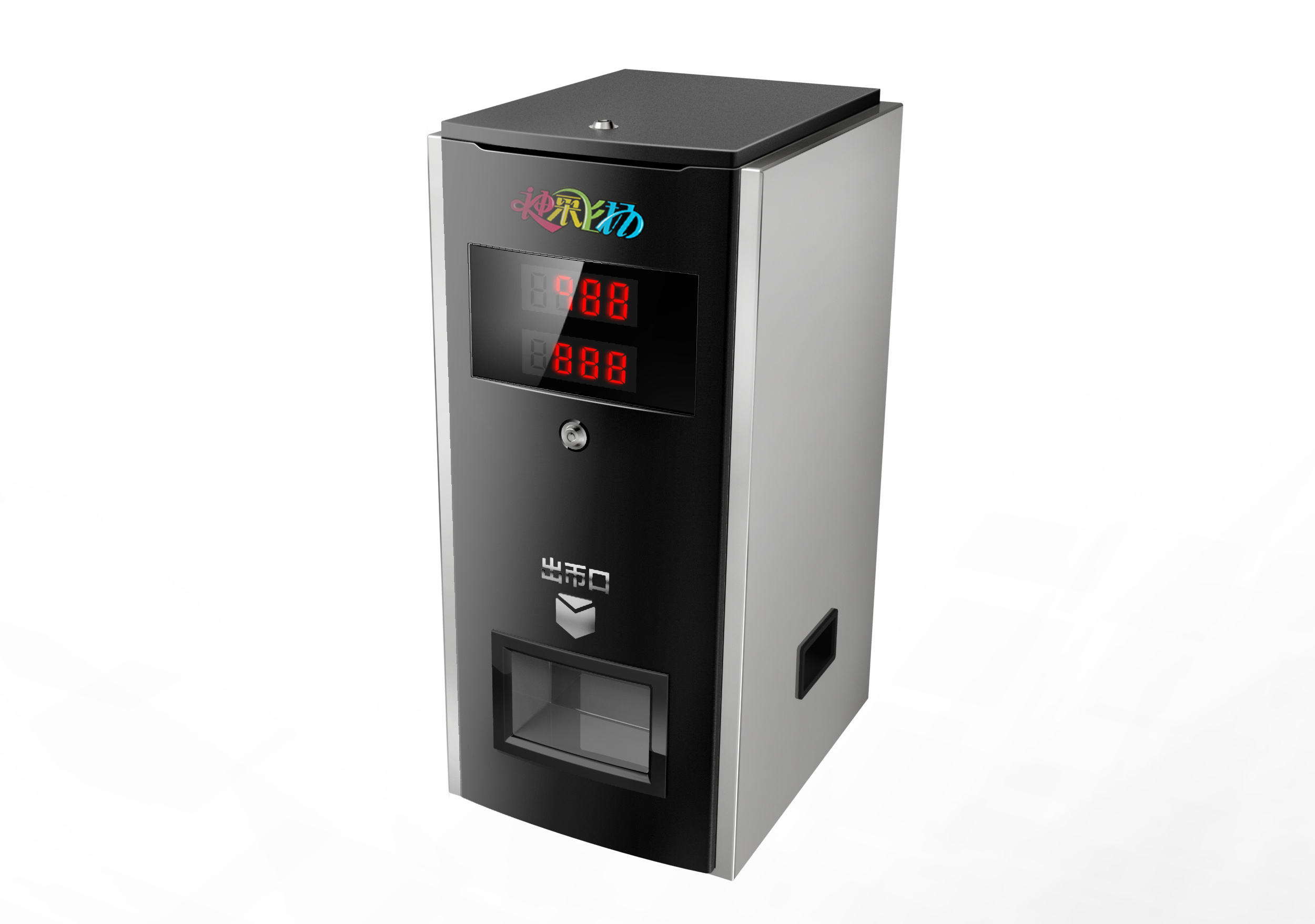 售币机_产品设计-来设计