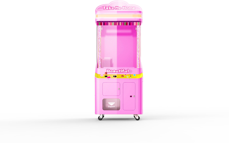 娃娃机2_产品设计-来设计
