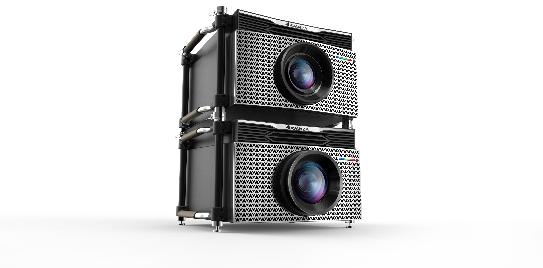 激光投影仪_产品设计-来设计