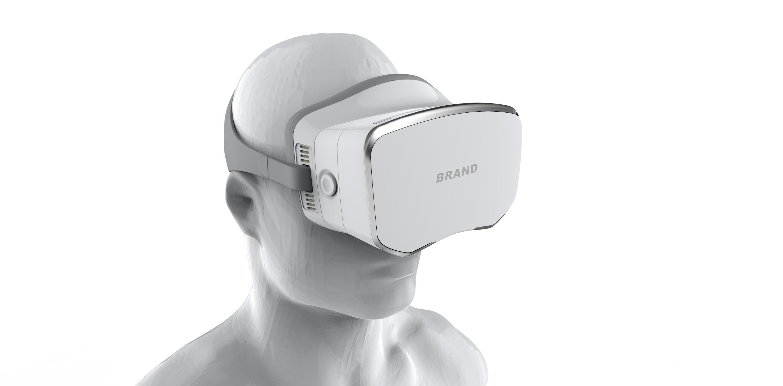 VR眼镜_产品设计-来设计