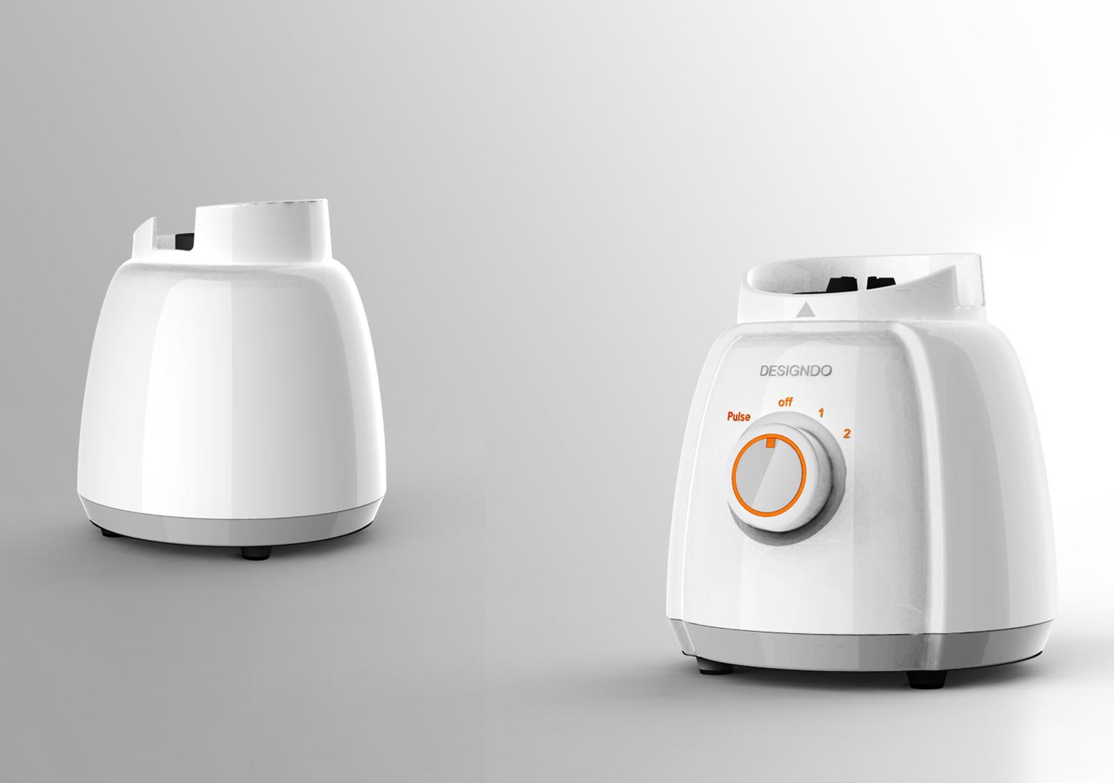 果汁机2_产品设计-来设计