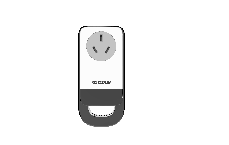 智能插座3_产品设计-来设计