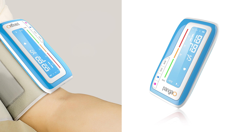 电子血压计_产品设计-来设计