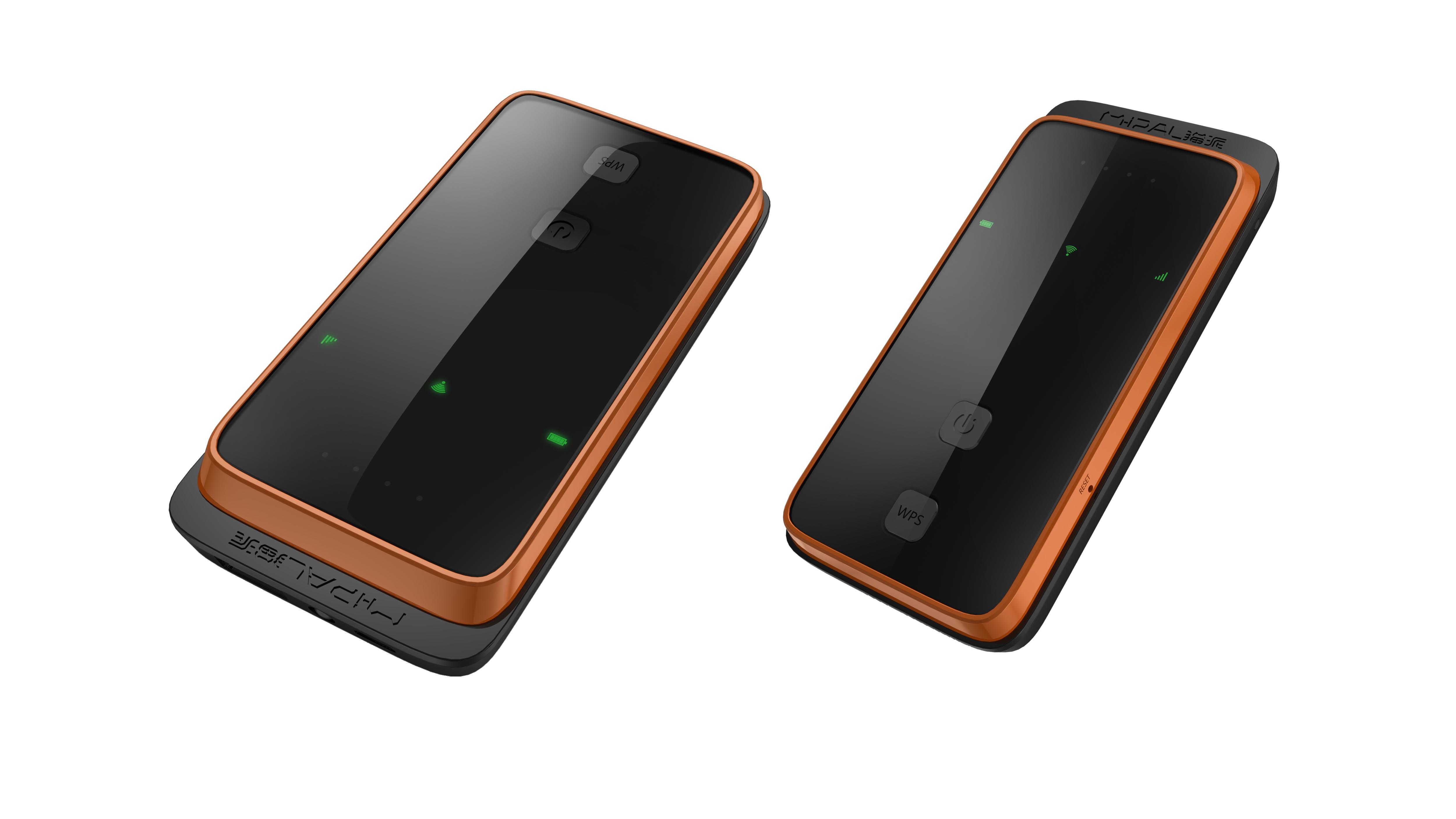 wifi4g路由器_产品设计-来设计