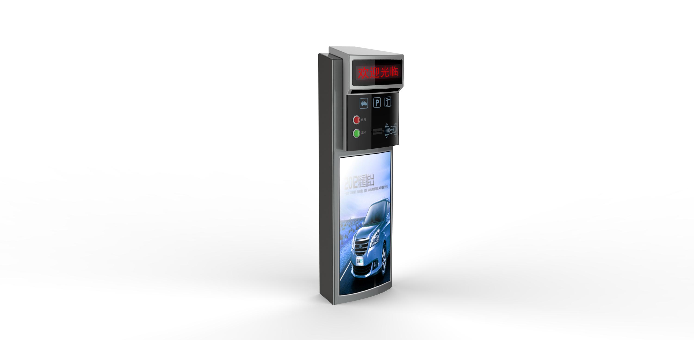 停车系统_产品设计-来设计