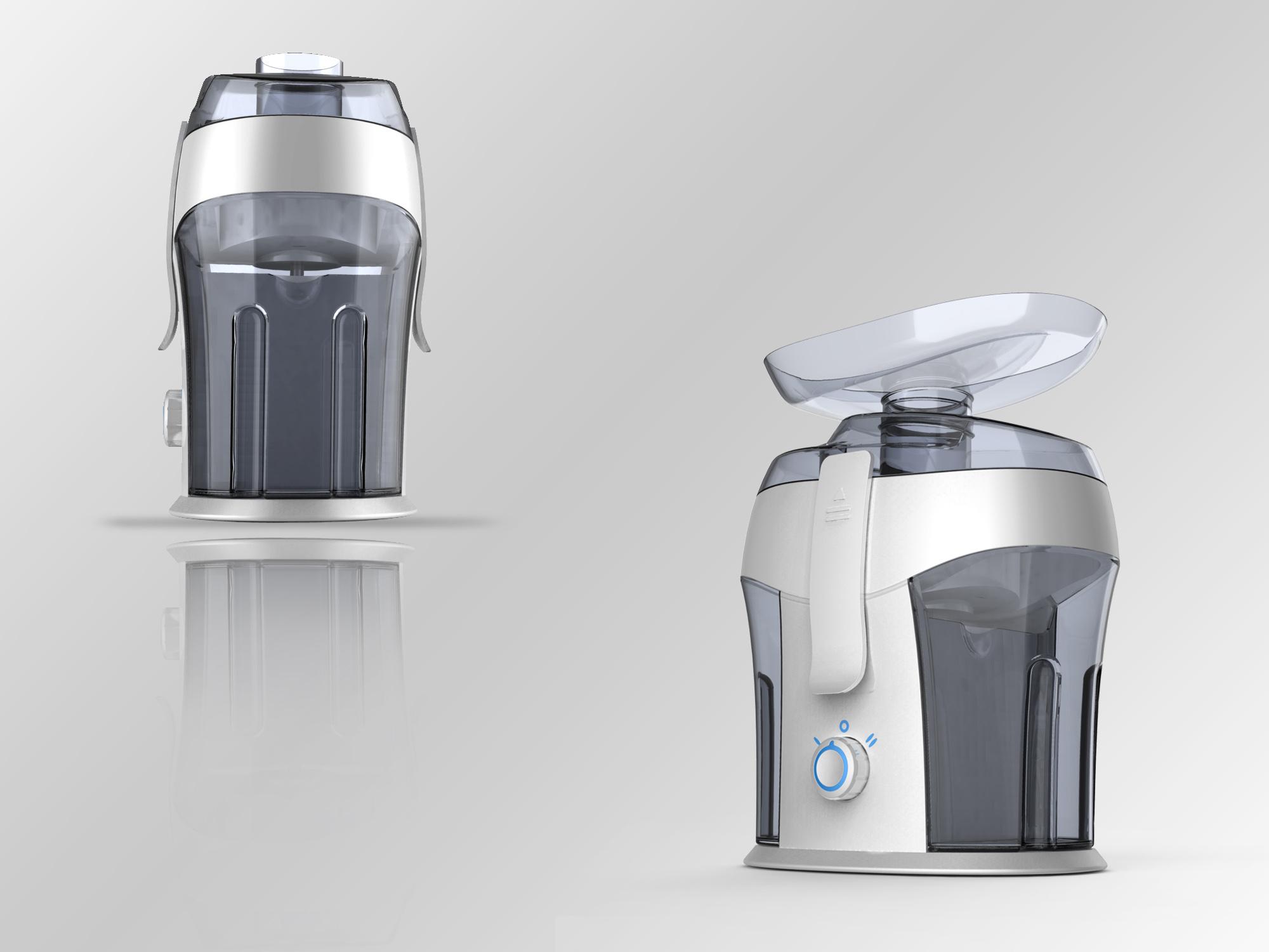 榨汁机2_产品设计-来设计