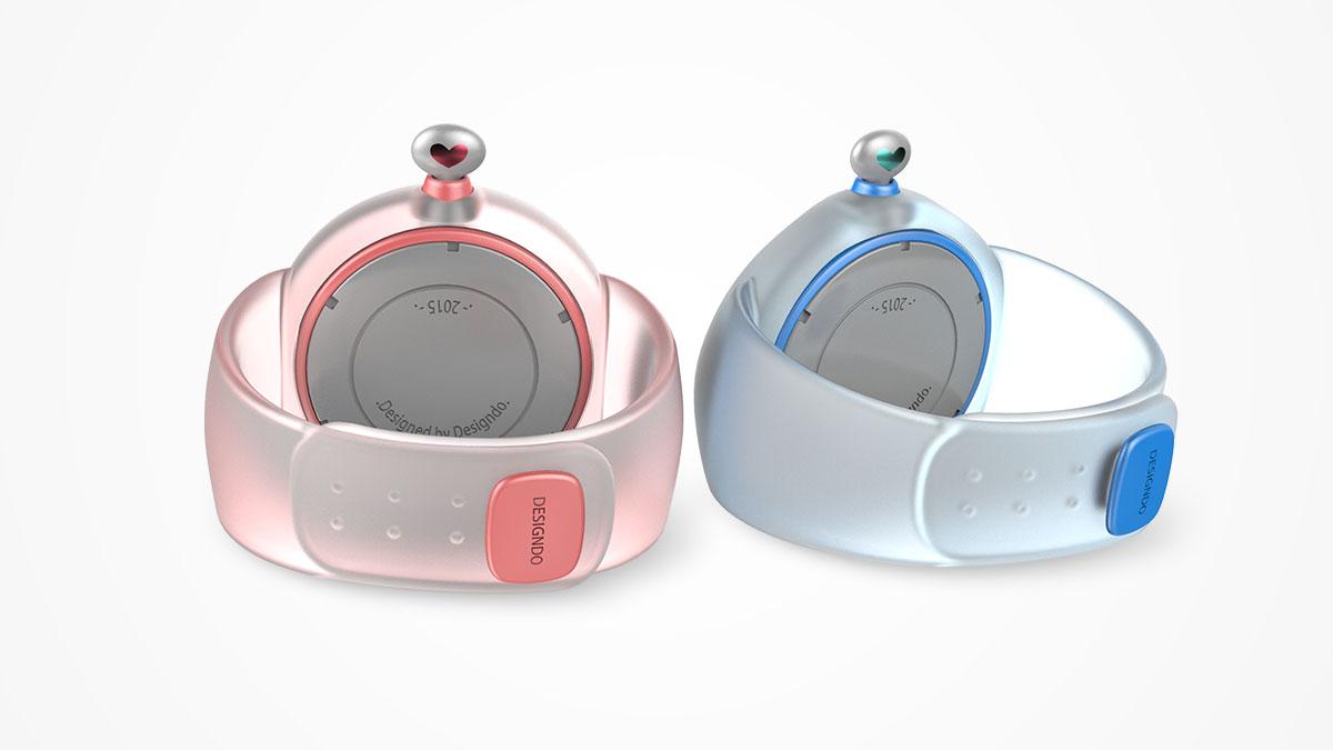 儿童智能手环2_产品设计-来设计