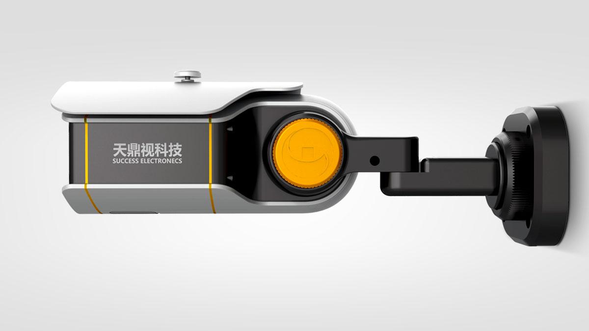 监控摄像机5_产品设计-来设计