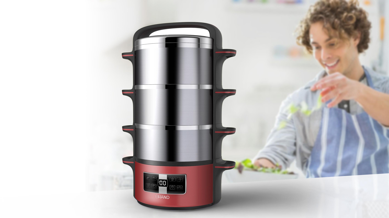 蒸锅_产品设计-来设计
