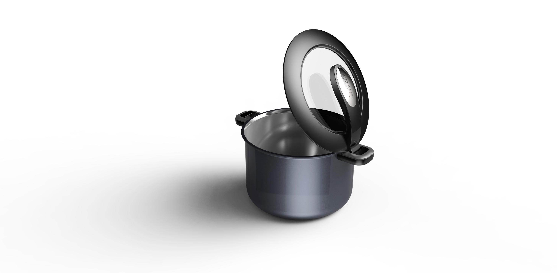 汤锅2_产品设计-来设计